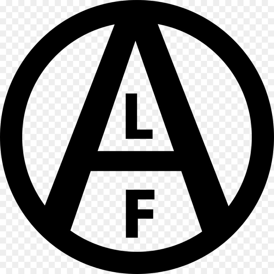 Animal Liberation Front Animal Rights Anarchism Symbol Cruelty To