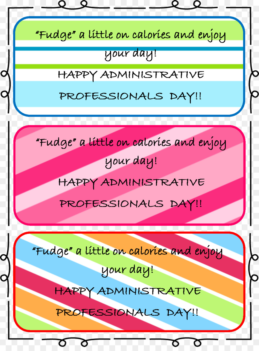 Administrative Professionals Week Secretary Gift Chocolate brownie ...