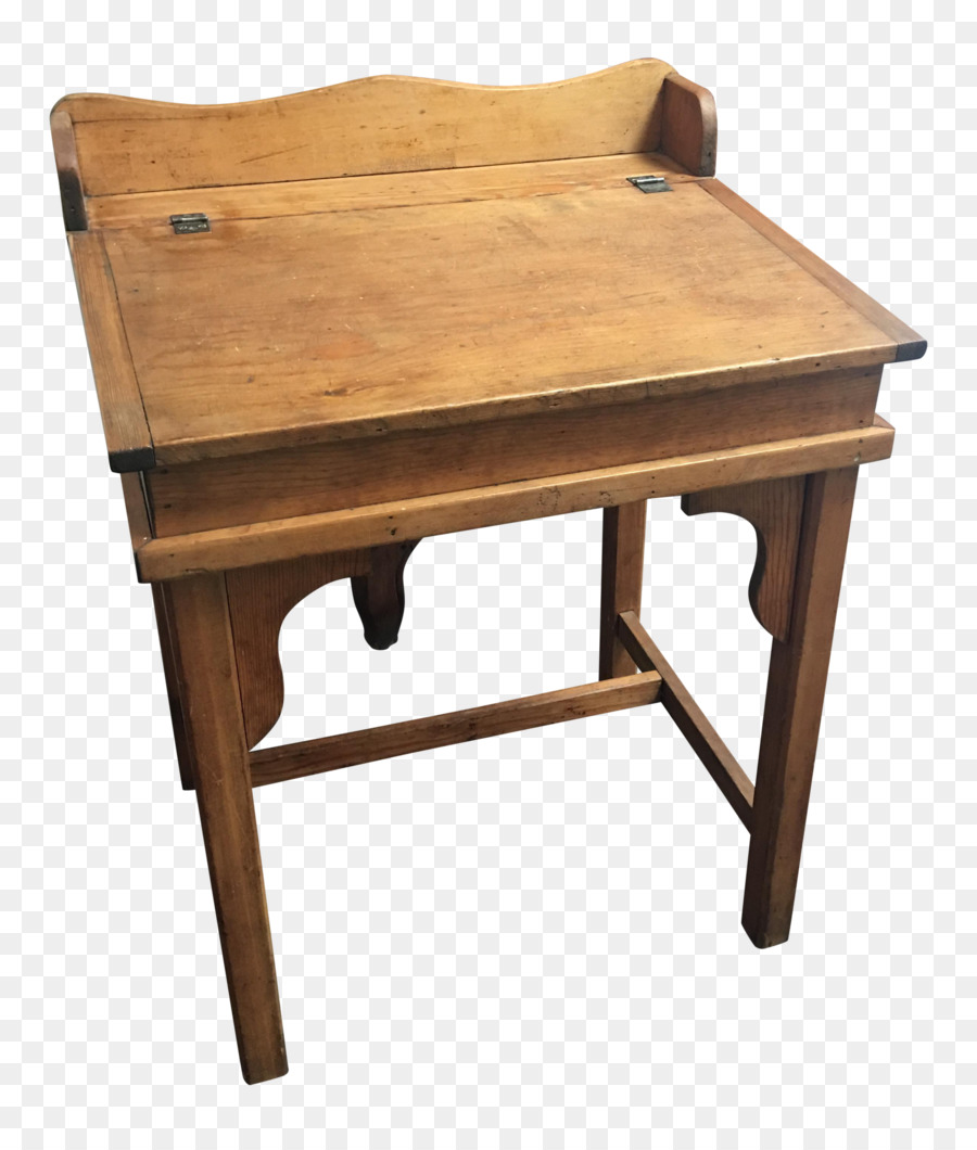 Slant Top Desk Antique Office Chairs Writing Table