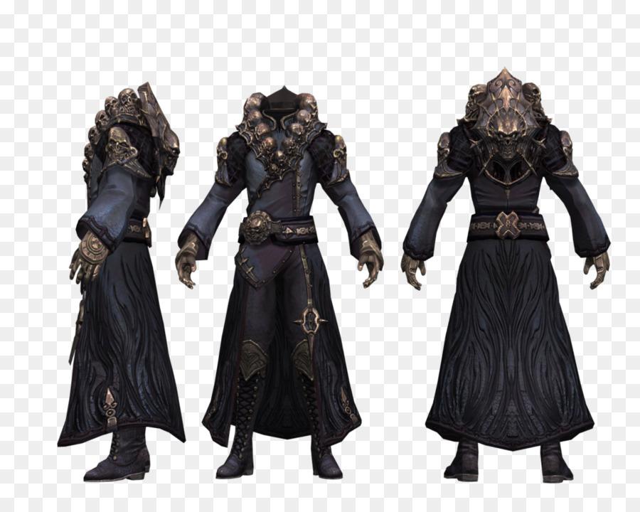 The Elder Scrolls V Skyrim Dragonborn Robe Rüstung Nekromantie