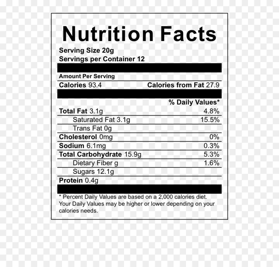 Bubble Tea Nutrition Facts Blog Dandk
