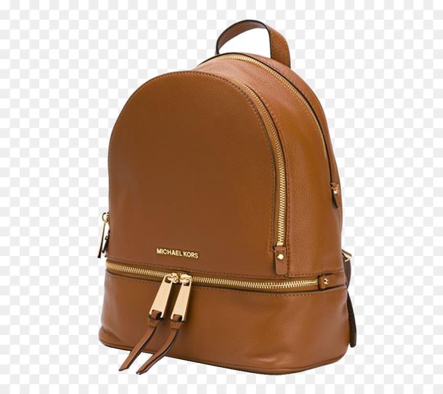 74f2e54f2cfa Bag Backpack Leather Vera Bradley Double Zip Michael Kors Rhea - bag png  download - 800 800 - Free Transparent Bag png Download.