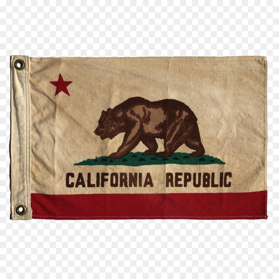 República de California de la Bandera del Estado de California ...
