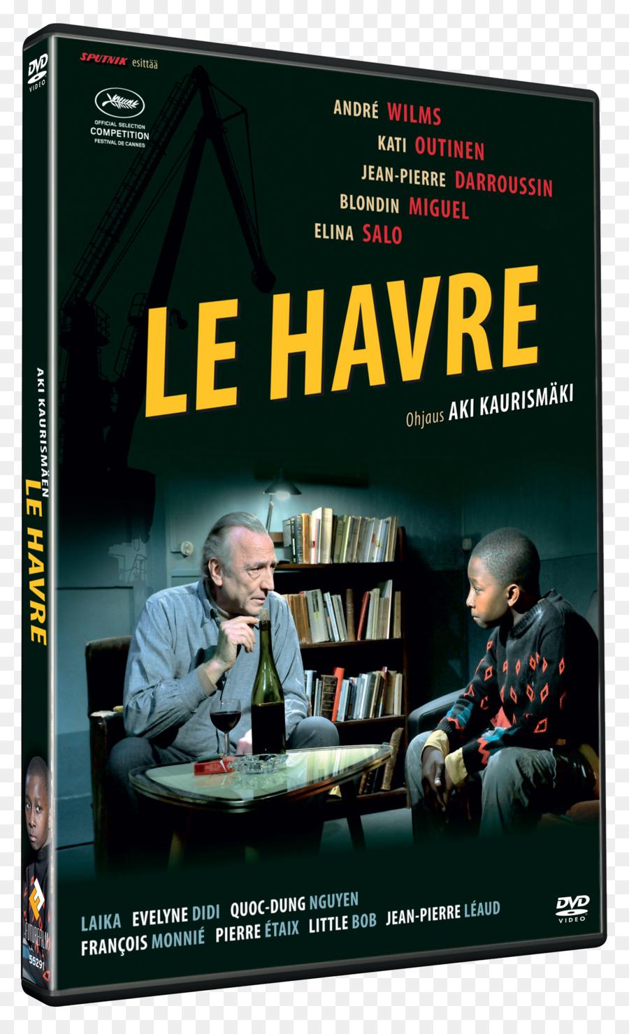Cartel de la película Le Havre Salo Alemania - nombre de cuadro de ...