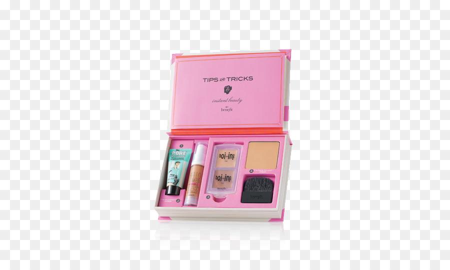 Benefit Cosmetics Sephora Lip balm Benefit hello flawless! - Makeup Kit png download - 560*528 - Free Transparent Benefit Cosmetics png Download.