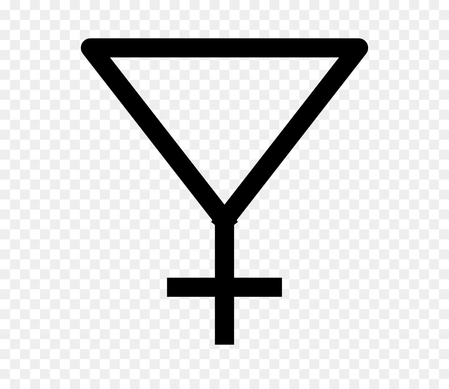 Alchemical Symbol Sulfur Chemical Element Alchemy Symbol Png