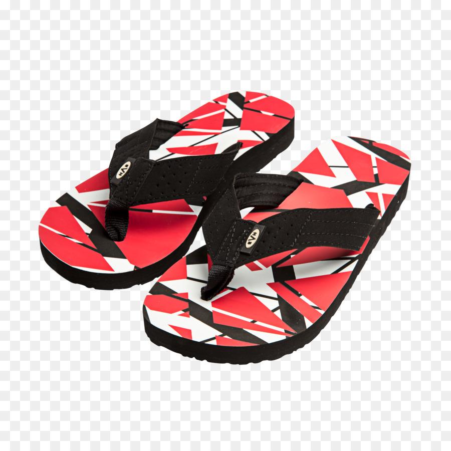 Flip flops Schuh Turnschuhe Van Halen Gitarre Van Halen
