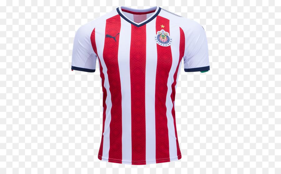 96b09a1293c C.D. Guadalajara Chivas USA 2017–18 Liga MX season Copa MX T-shirt - T-shirt