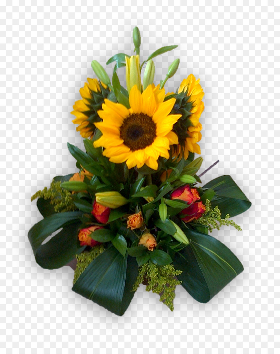 Common Sunflower Floral Design Cut Flowers Transvaal Daisy Flower