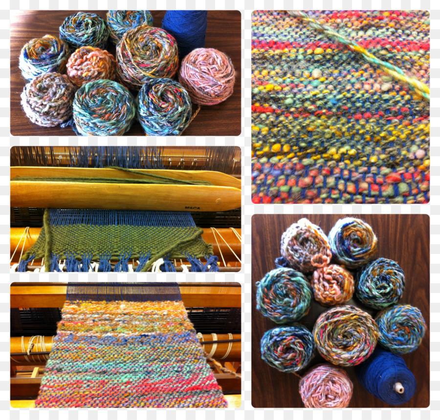 Yarn Weaving Loom Warp And Weft Knitting Weaving Png Download