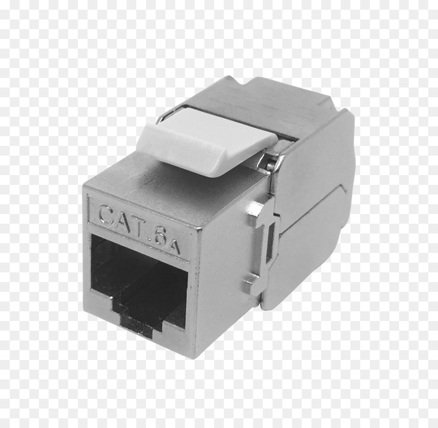Electrical connector Keystone module Category 6 cable Twisted pair ...
