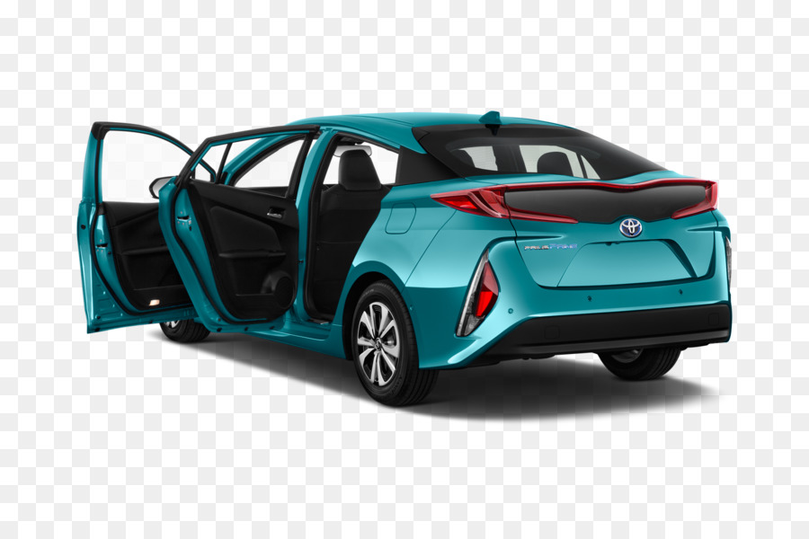 2017 Toyota Prius Prime Car Electric Vehicle Plug In Hybrid Png 2048 1360 Free Transpa