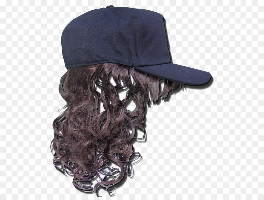 211c2db53db Cap Mullet Hat Brown hair Bob cut - Cap png download - 600 670 - Free  Transparent Cap png Download.