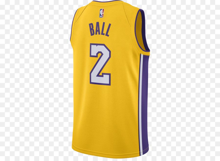 6bf5f86573f Los Angeles Lakers Swingman Nike Jersey NBA Store - nike png ...