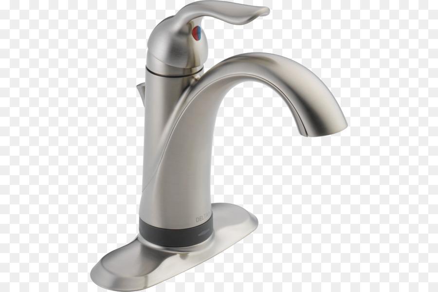 Tap Stainless steel Bathroom Bathtub Delta Monitor 17 Lahara T17238 ...