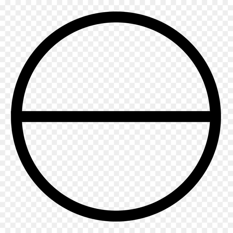 Alchemical Symbol Alchemy Salt Water Symbol Png Download 1200