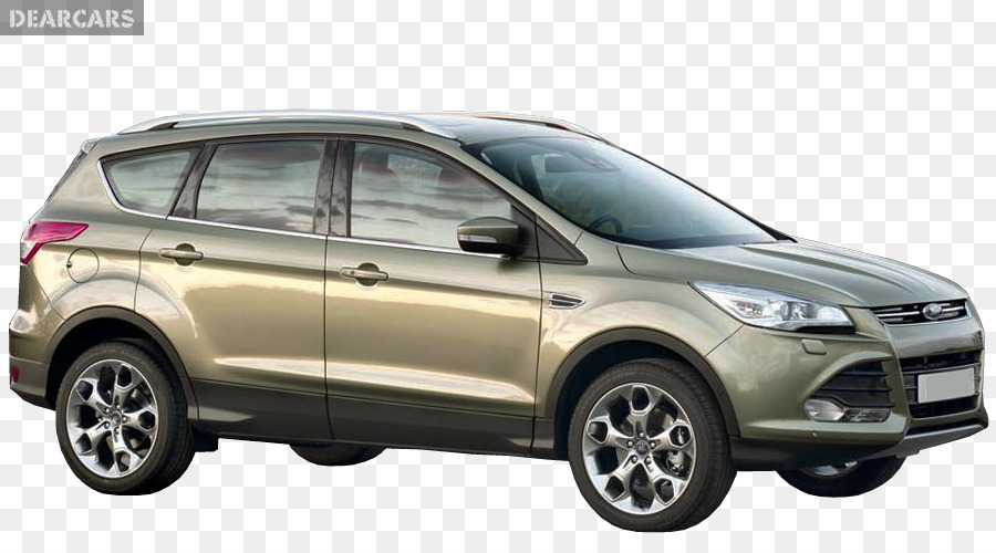 Ford Kuga Car Ford Motor Company Ford Ecosport Car Png Download