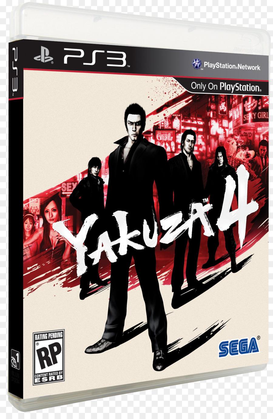 yakuza 0 download ps3