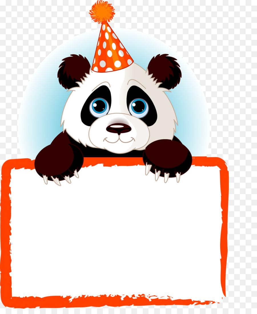 giant panda bear name tag paper clip art bear png download 942 rh kisspng com panda bear clipart png panda bear face clipart