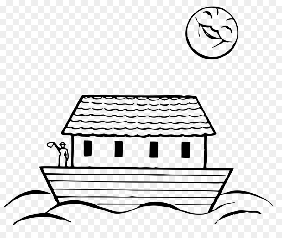 El Arca de noé Clip art - Arca de Noé png dibujo - Transparente png ...