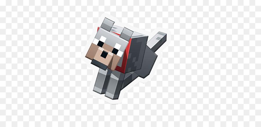 Minecraft Sticker Mojang The Dog Door Stickers Png Download 748