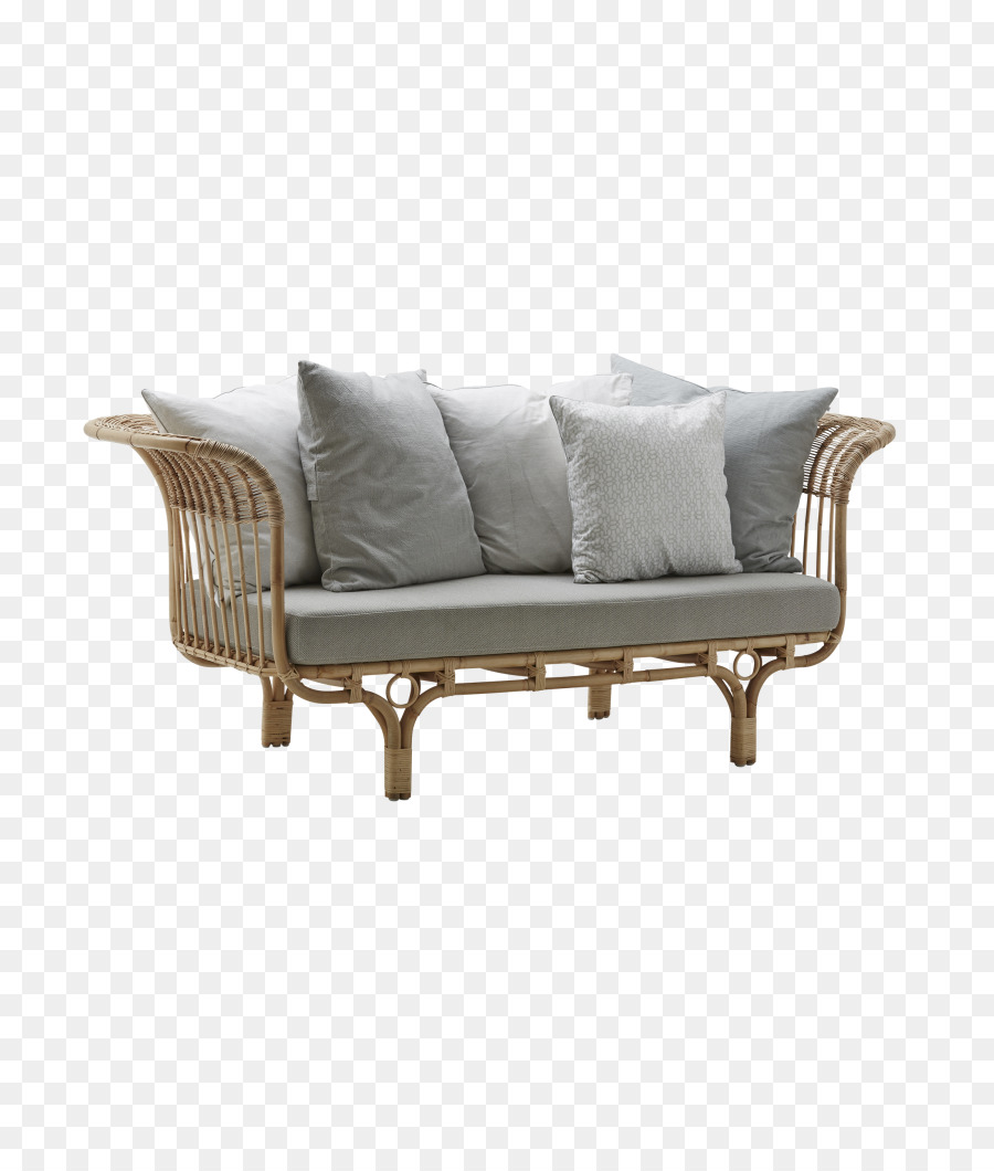 Table Couch Furniture Sofa Bed Rattan