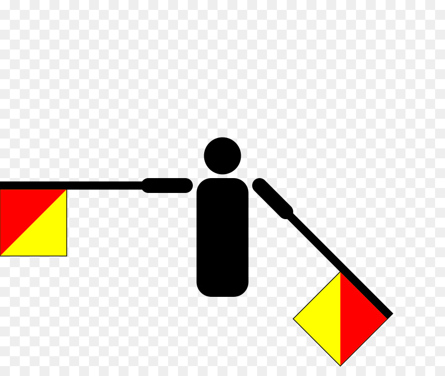 Peace Symbols Meaning Flag Semaphore Symbol Png Download 900750