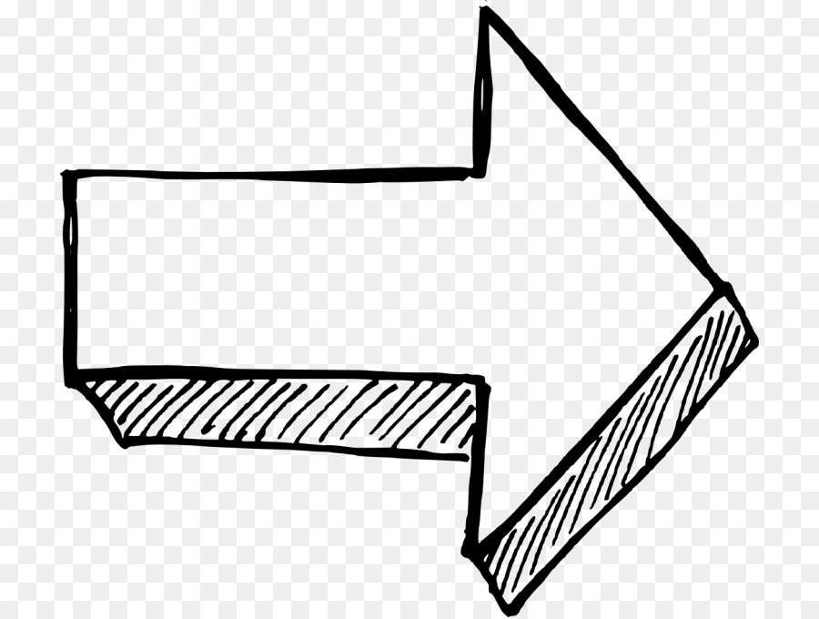 drawing clip art arrow sketch png download 768 678 free