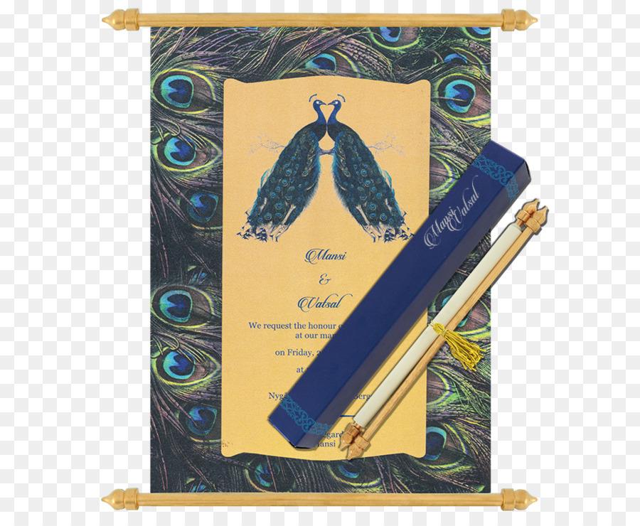 Madhurash Cards | King of Indian Wedding Cards & Scroll Wedding Invitations Convite 請帖 - Online Wedding Invitation png download - 1000*813 - Free ...
