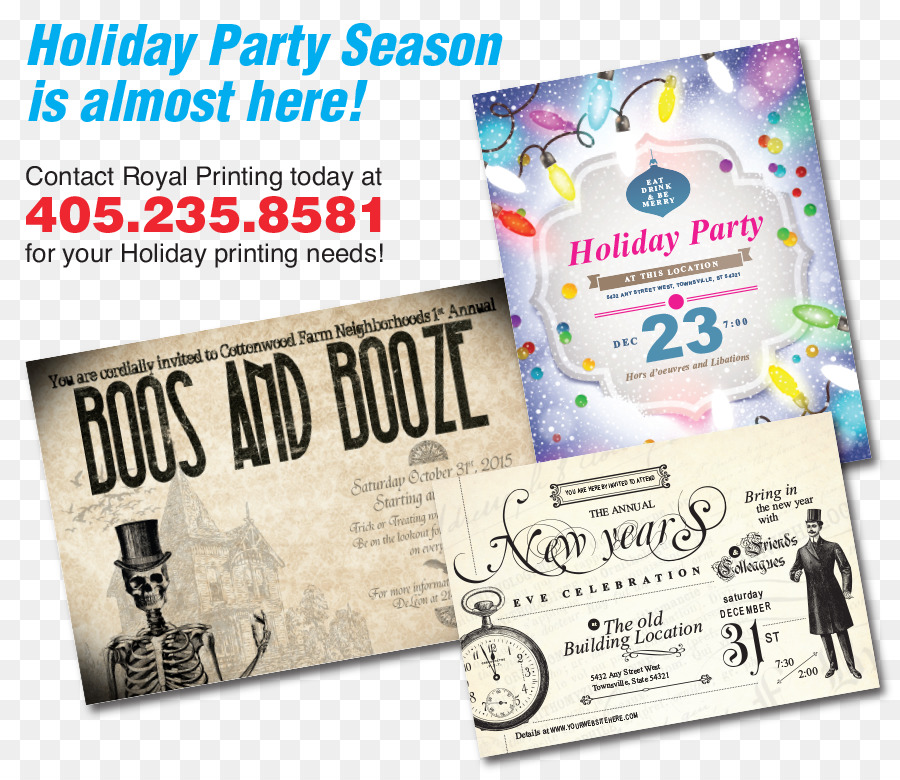 Advertising - New Year Party Flyer png download - 900*778 - Free ...