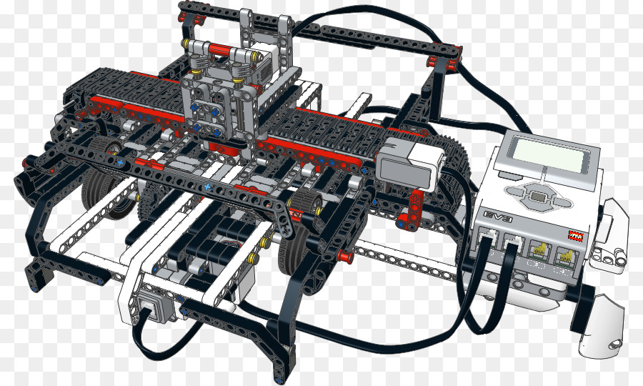 Lego Mindstorms Ev3 Machine png download - 863*540 - Free