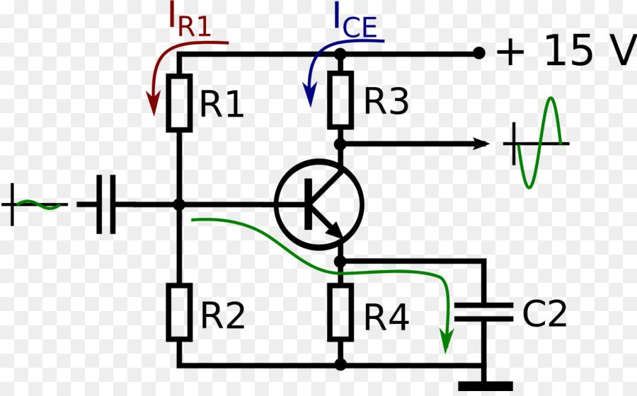 Audio-Endstufe Bipolar junction transistor Elektronische Schaltung ...