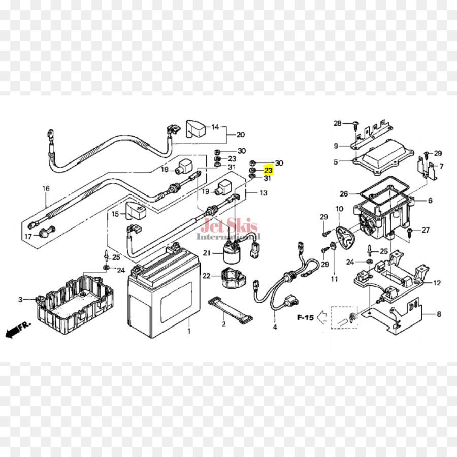 Ricon Wiring Diagrams Electrical Honda Rubicon 650 Diagram Rincon Car Personal Water Craft Electronic Circuit