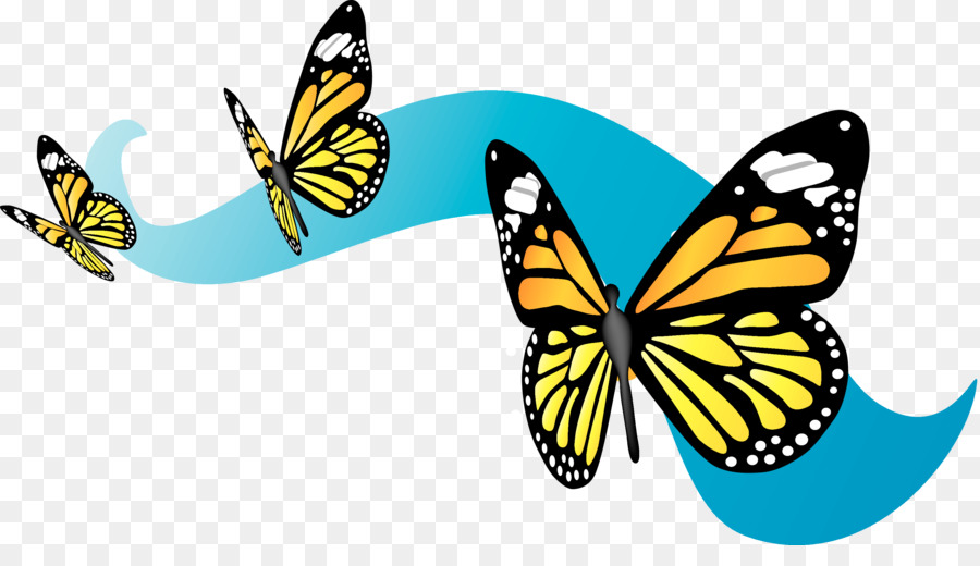 monarch butterfly migration clip art butterfly png download 3300 rh kisspng com monarch butterfly clipart black and white