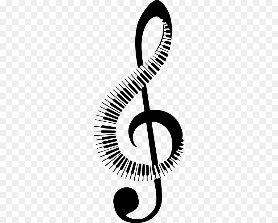 Musical Note Clef Logo Hdmusicnotes Png Download 360720 Free