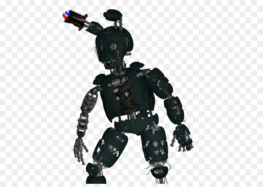 five nights at freddy s 3 the joy of creation reborn endoskeleton