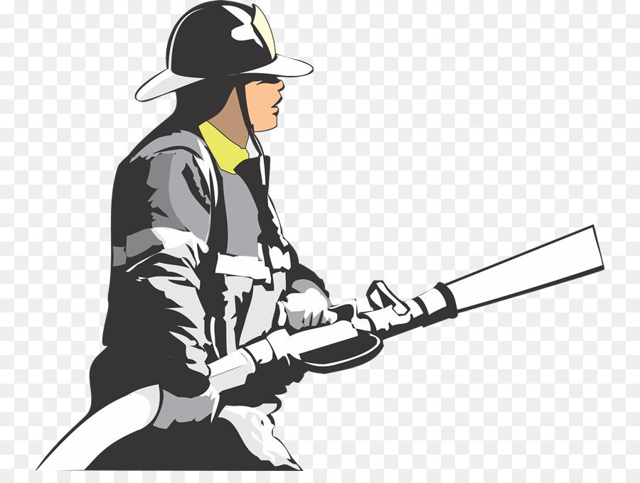 Firefighter Fire Department Feuerwehr Clipart Feuerwehrmann Png