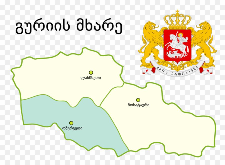 Map Of Republic Of Georgia.Democratic Republic Of Georgia Coat Of Arms Of Georgia Stock