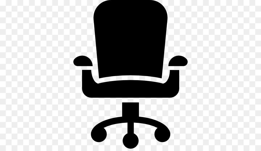 Per l ufficio e la scrivania sedie sedia girevole da tavolo icone
