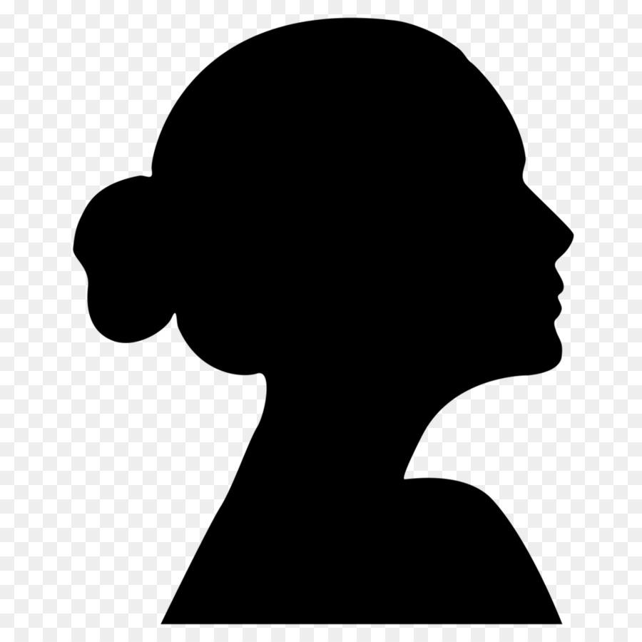 Silhouette Child Woman - Silhouette