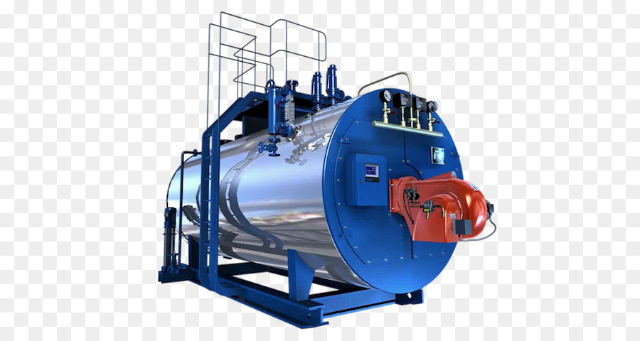Boiler Furnace Pressure Industry Steam - steam boiler png download ...
