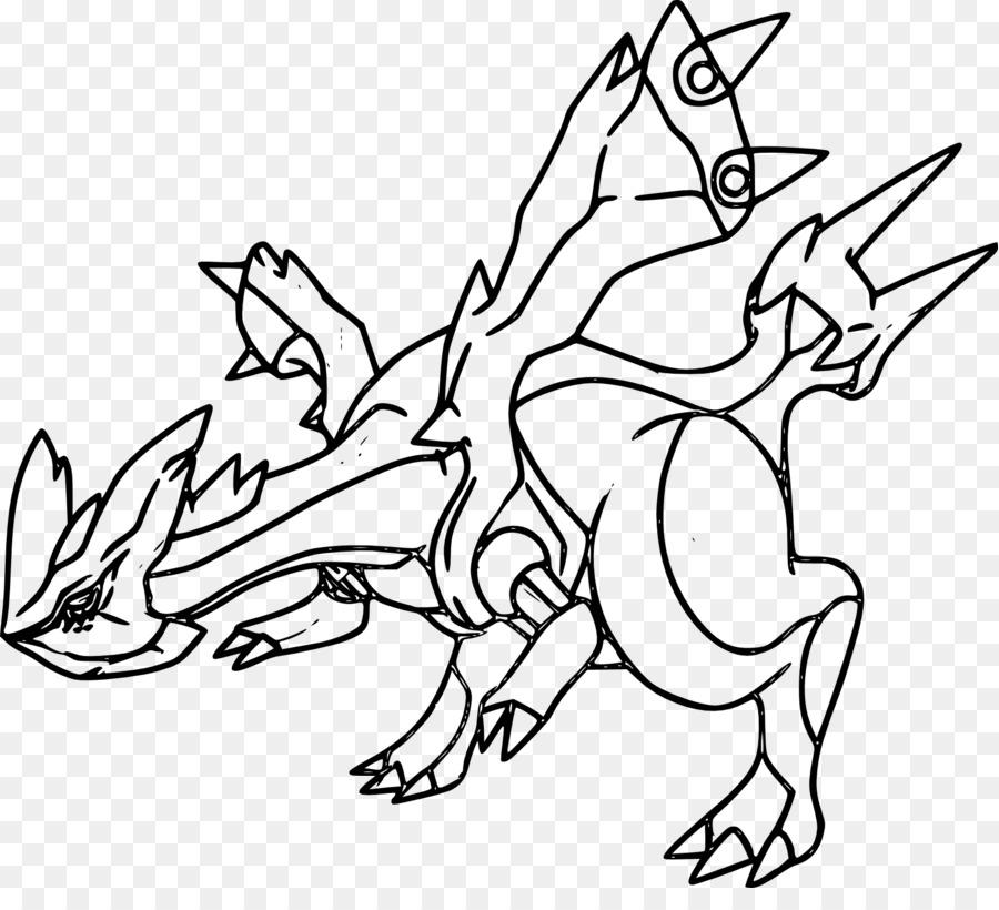 Pokemon Blanco Y Negro, Pokémon Groudon IR de libro para Colorear de ...