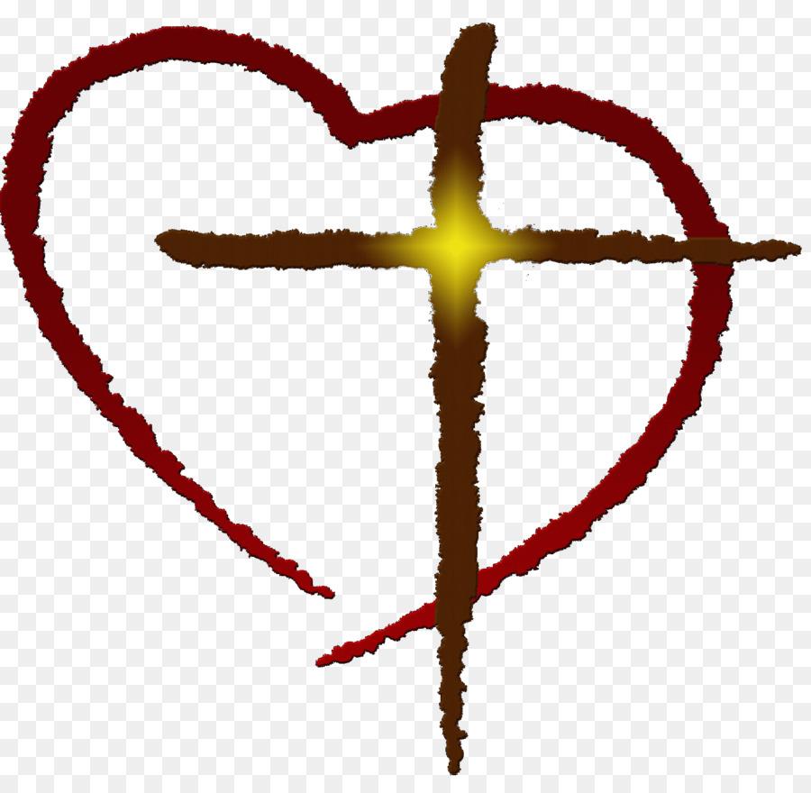 christian cross heart god clip art christian cross png download rh kisspng com free catholic crucifix clipart