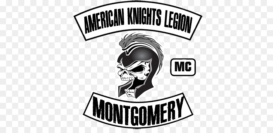 Logo Headgear Skull Character Font Motorcycle Club Png Download