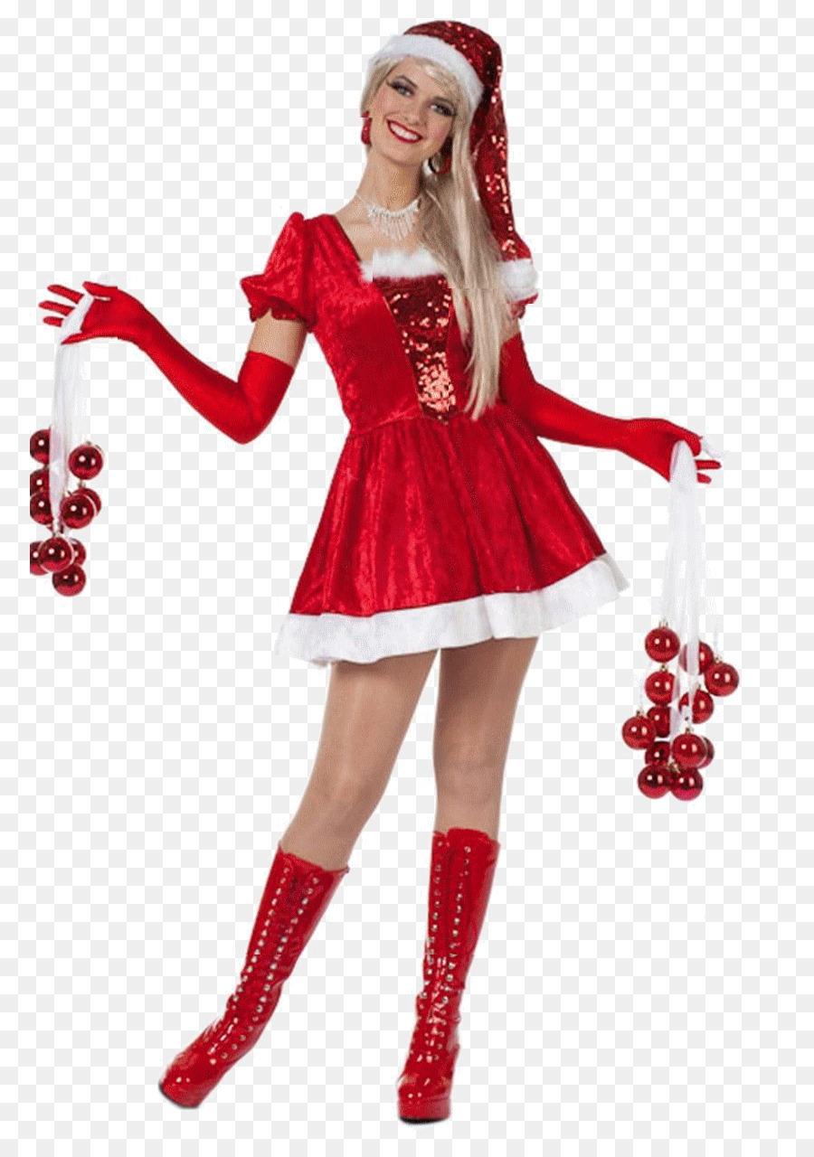 0c7582e4aa4 Santa Claus Dress Christmas Costume Party - santa claus png download ...