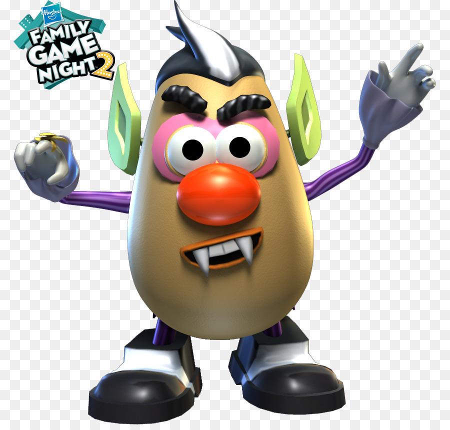 mr potato head hasbro family game night toy halloween costume potato