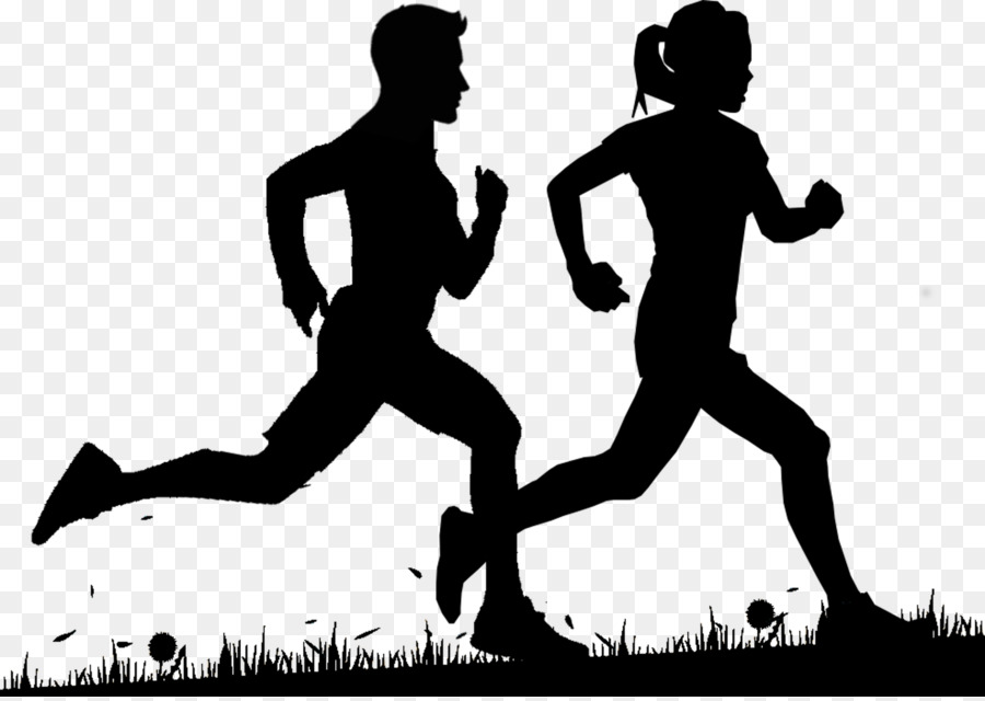 Jogging Running Boston Marathon Clip Art