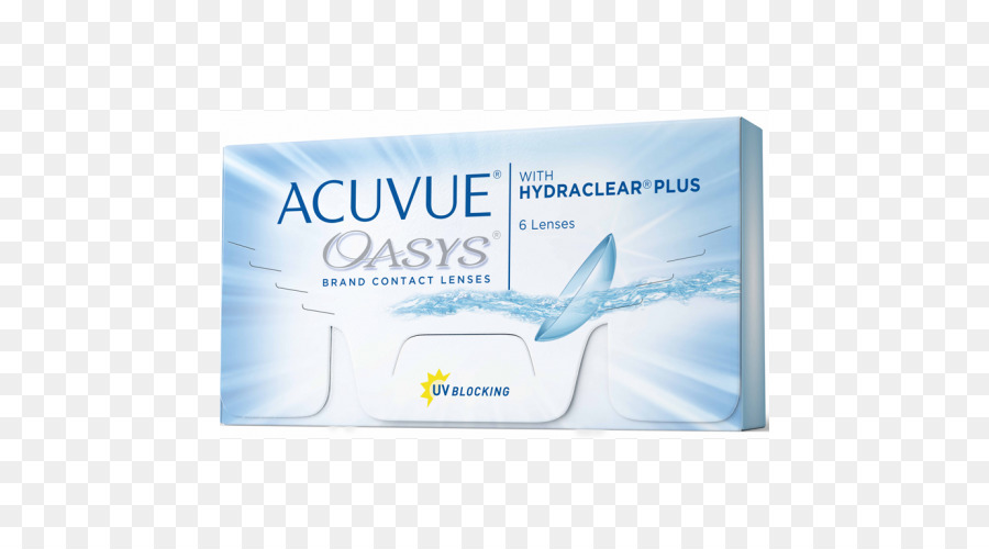 7d2e785c0d382 Johnson   Johnson Acuvue Oasys 2-Week with Hydraclear Plus Contact Lenses Acuvue  Oasys 1-Day with Hydraluxe - miopia png download - 500 500 - Free ...