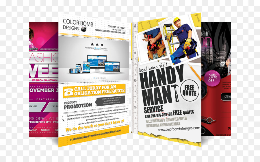 Flyer Graphic Design Brochure Best Flyer Templates Png Download