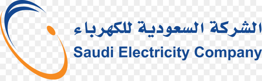Saudi Electricity Company Text png download - 1280*391 - Free